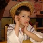 Mihai terapie autism